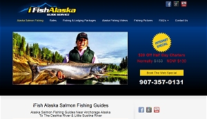 iFish Alaska